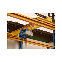 Single Girder Crane Manufacturers, Suppliers in India, Ahmedabad, Chennai, Pune, Tamilnadu, Hyderabad
