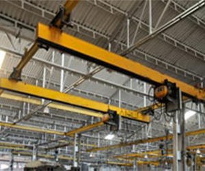 Underslung Cranes Manufacturer, Suppliers In Ahmedabad, Gujarat, India
